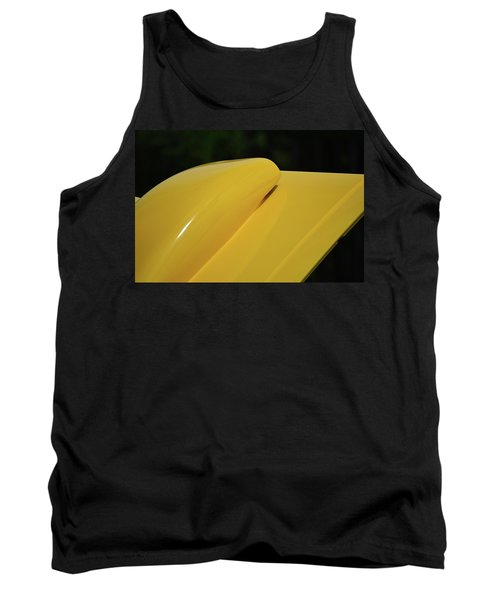 Tank Top featuring the photograph Auto Artsy by John Schneider