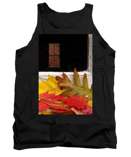 Autumn Colors Tank Top by Andrew Soundarajan