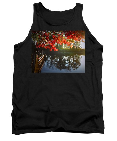 Autumn Creek Magic Tank Top