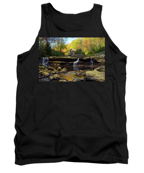 Autumn Fantasia Tank Top
