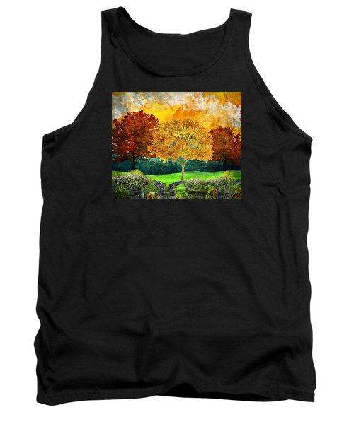 Autumn Fantasy Tank Top