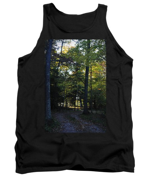 Autumn Glen Tank Top