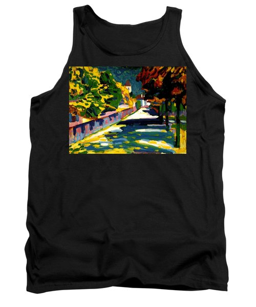 Autumn In Bavaria Tank Top