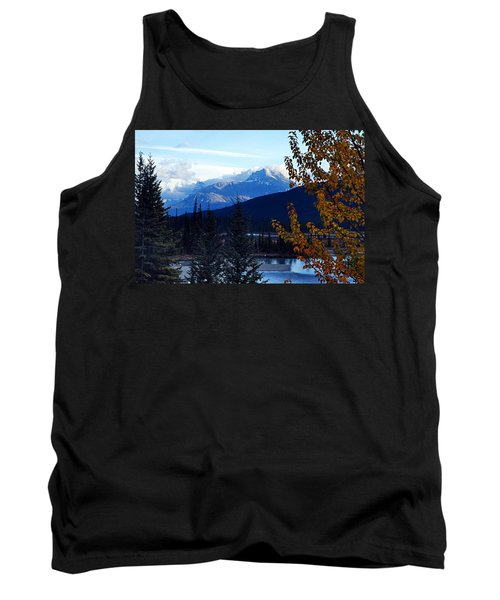 Autumn In The Mountains Tank Top