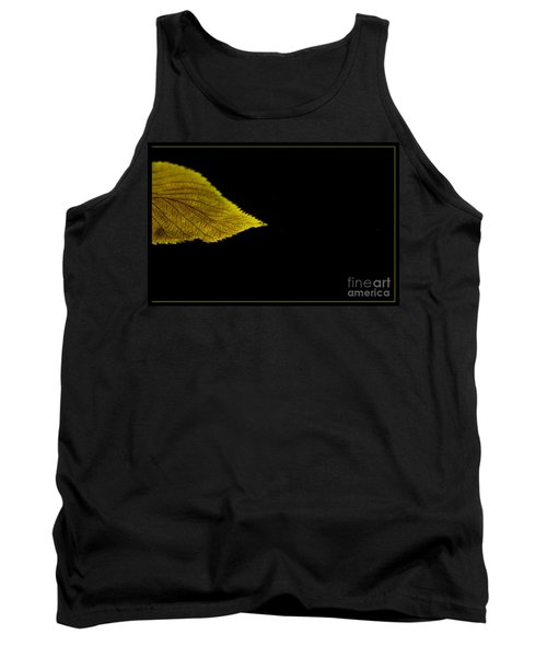 Autumn Leaf Tank Top