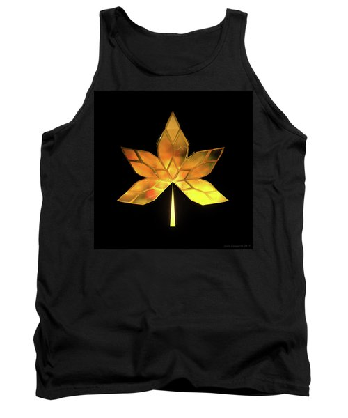 Autumn Leaves - Frame 200 Tank Top