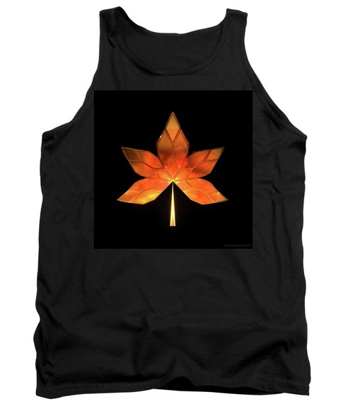 Autumn Leaves - Frame 260 Tank Top