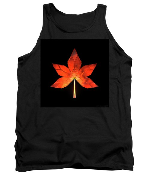 Autumn Leaves - Frame 320 Tank Top