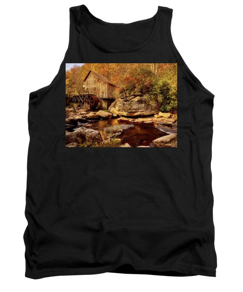Autumn Mill Tank Top by L O C