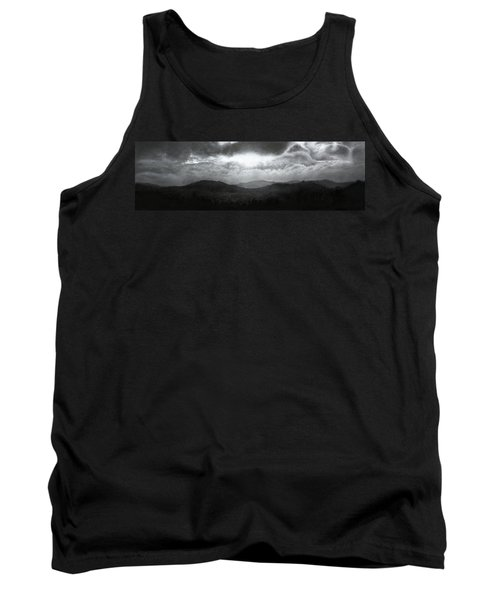Autumn Sky Tank Top