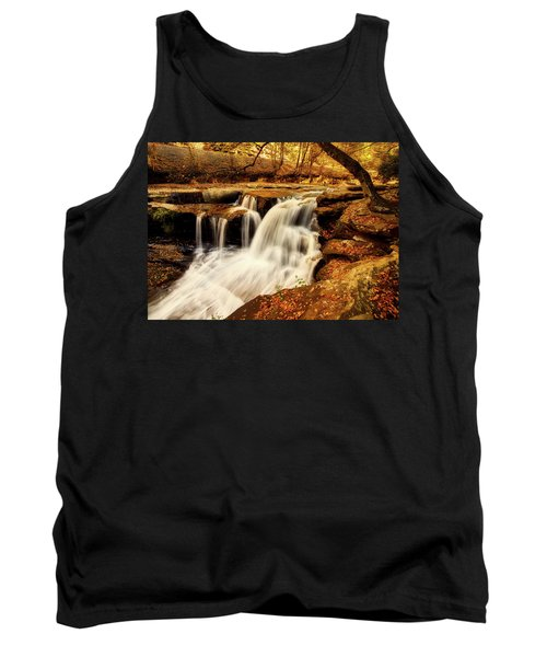 Autumn Solitude Tank Top by L O C