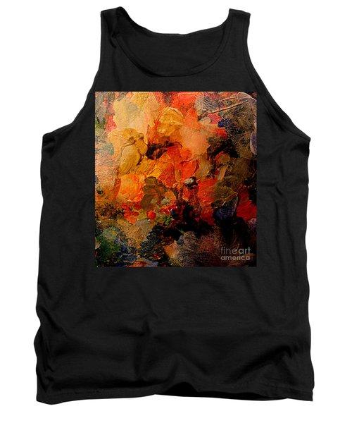 Autumn Tapestry Tank Top