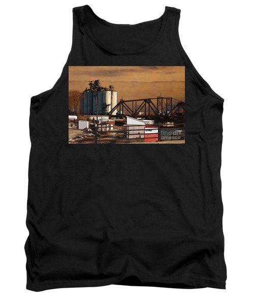 Available Tank Top by David Blank