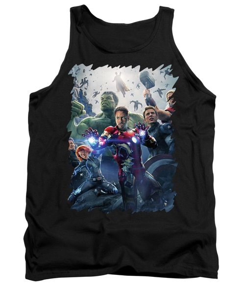 Avengers - Age Of Ultron Tank Top