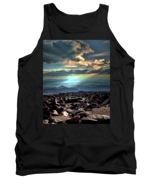 Tank Top featuring the photograph Awareness ... by Jim Hill
