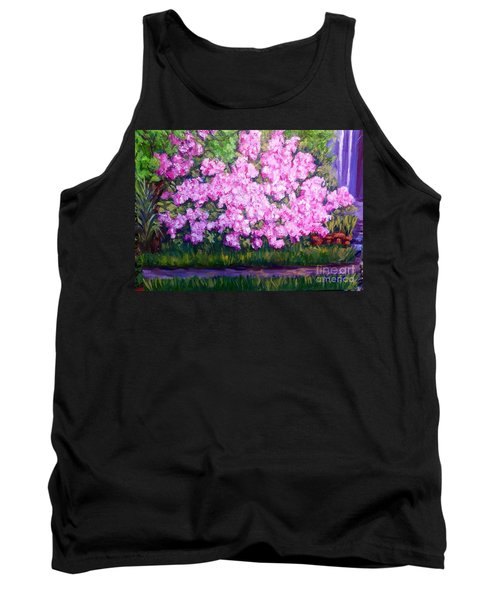 Azalea Spring Tank Top