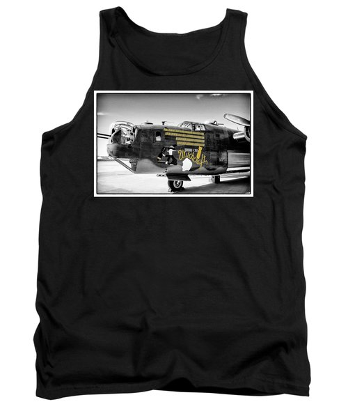 B24 Witchcraft Tank Top
