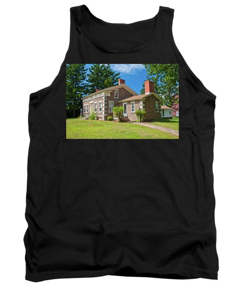 Tank Top featuring the photograph Babcock House Museum 2250 by Guy Whiteley