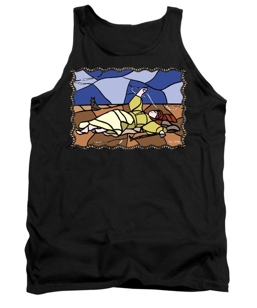 Babie Lato Stained Glass Version Tank Top