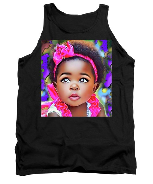 Baby Girl Tank Top