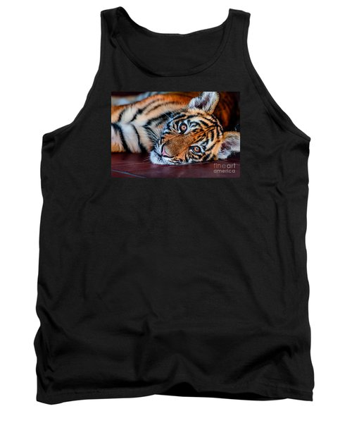 Baby Tiger Tank Top