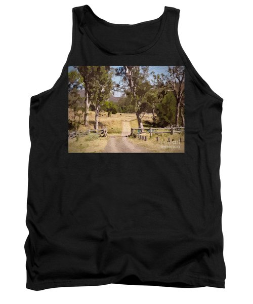 Back Country Farm Track Tank Top