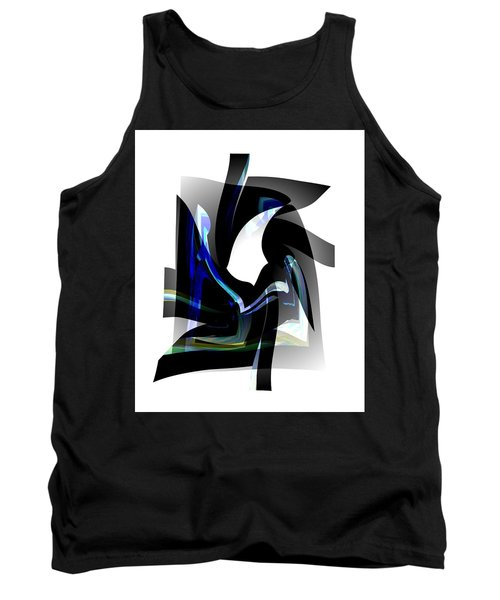 Back To Life  Tank Top by Thibault Toussaint