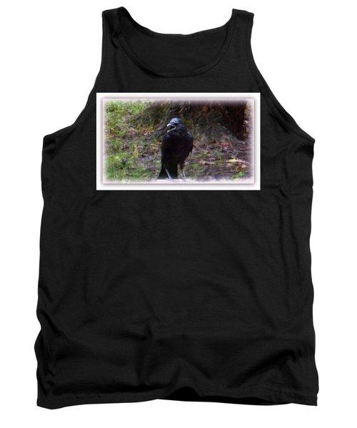 Backyard Crow Tank Top