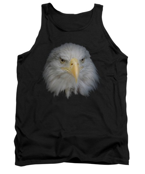 Bald Eagle 1 Tank Top