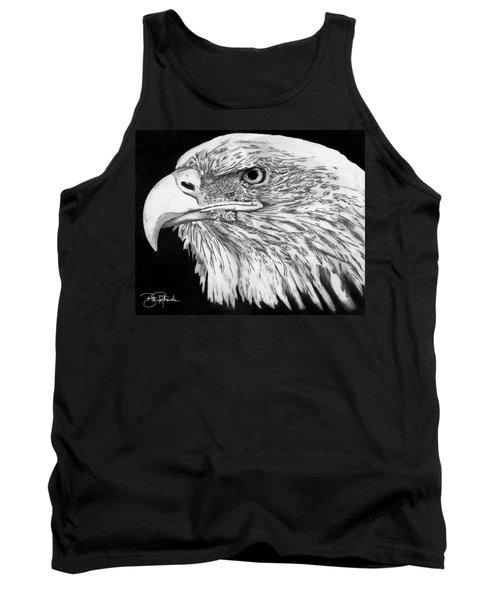 Bald Eagle #4 Tank Top