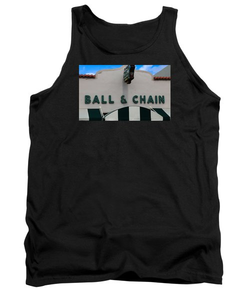 Ball And Chain Tank Top