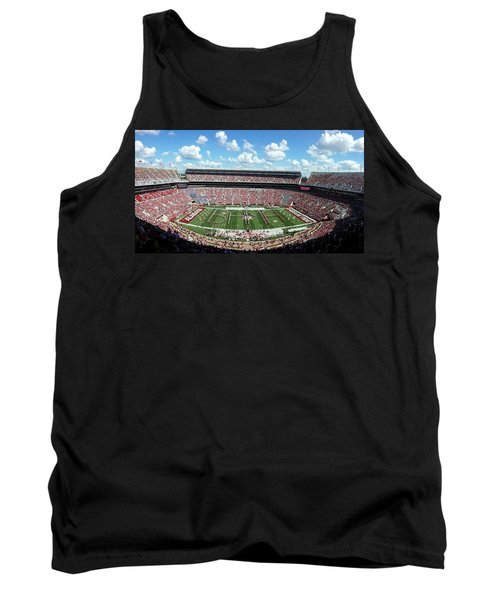 Bama Spell-out Panorama Tank Top