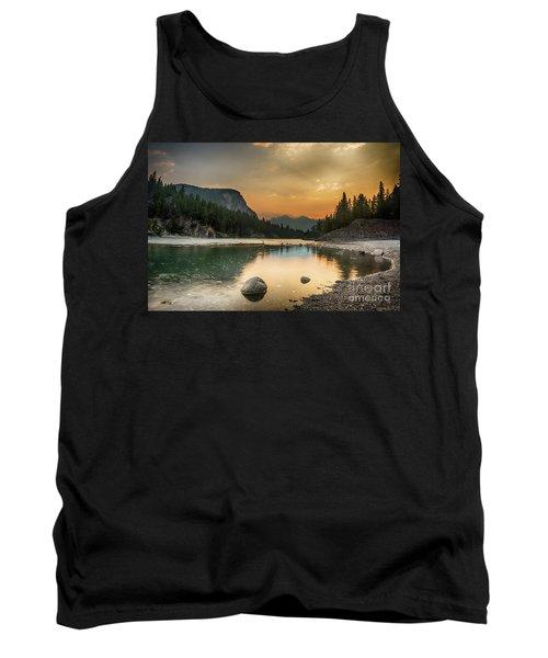 Banff Sunrise Tank Top