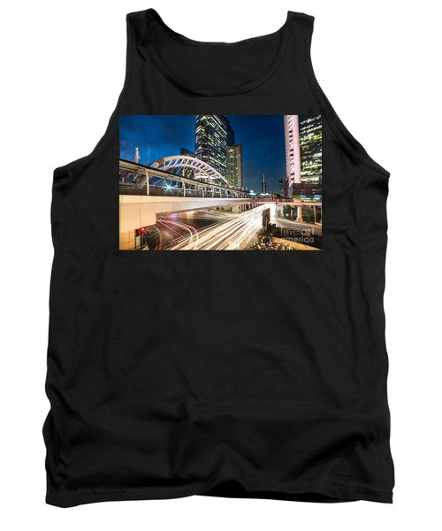 Bangkok Night Rush  Tank Top