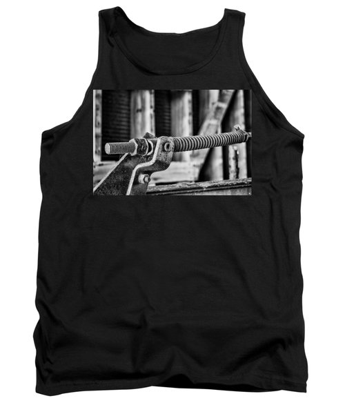 Bar And Spring Tank Top
