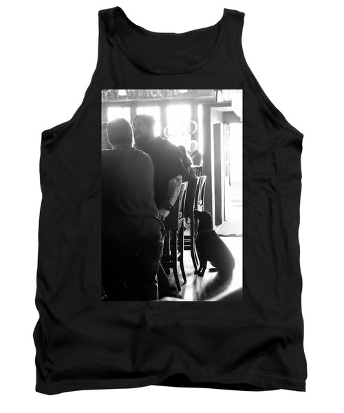 Bar Dog Tank Top