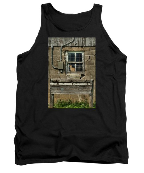 Barn Cat Tank Top