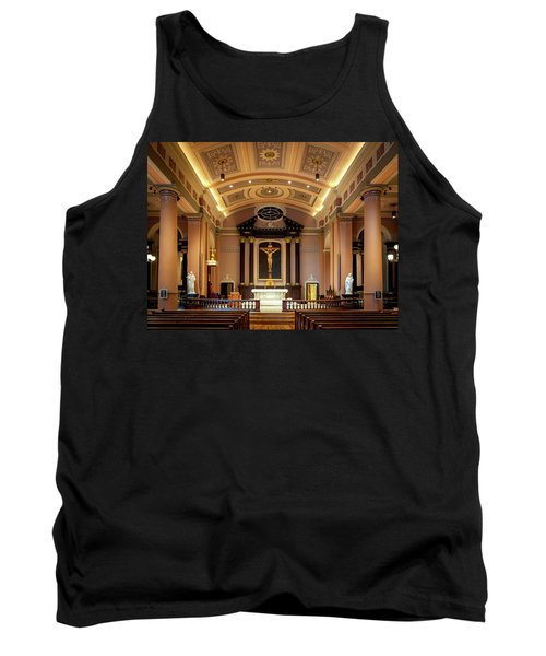 Basilica Of Saint Louis, King Of France Tank Top