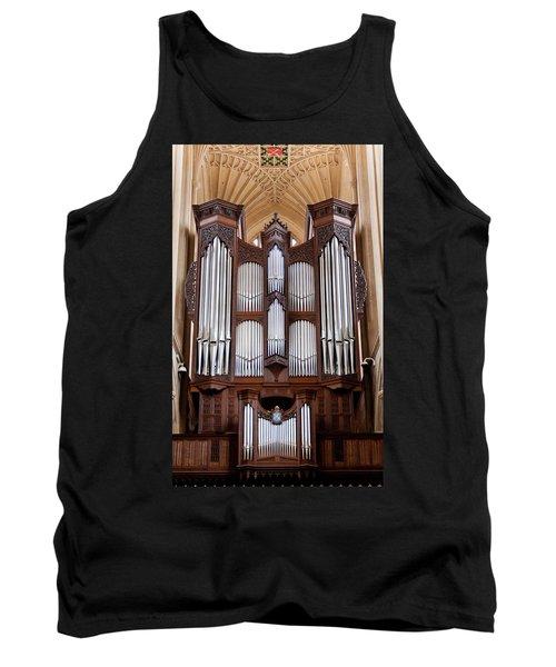 Bath Abbey Organ Tank Top