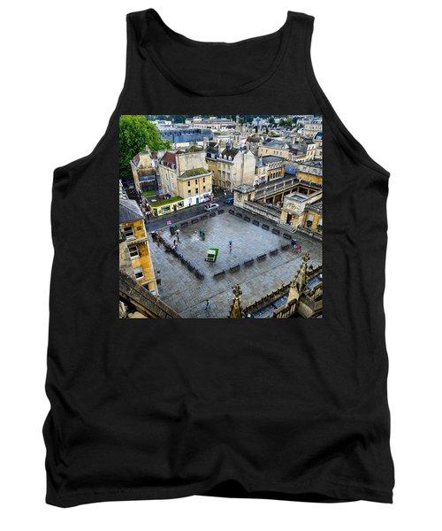Bath Square Tank Top
