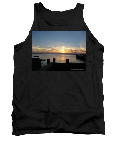 Bay Sunset Tank Top