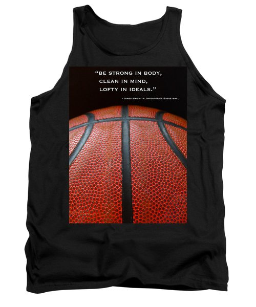 Be Strong Tank Top by Julia Wilcox