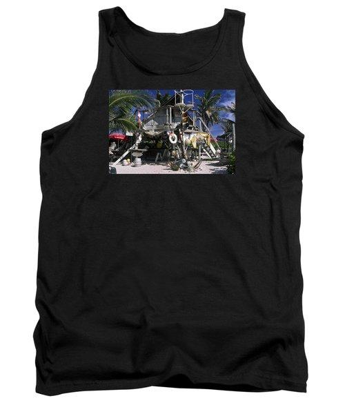 Beach Bar Tank Top by Sally Weigand