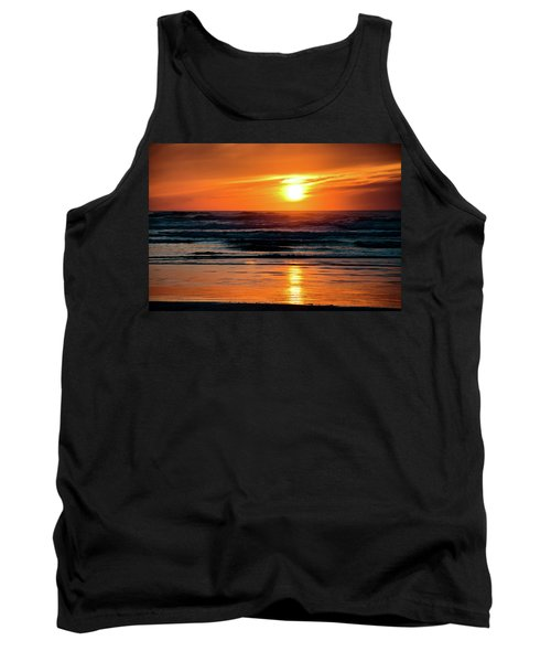 Beach Sunset Tank Top