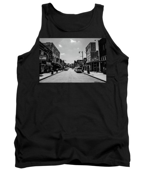 Beale Street Basics Tank Top
