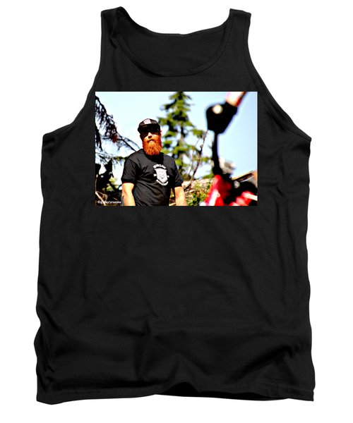 Bearclaw Fire Tank Top