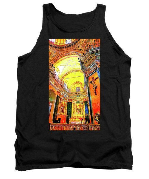 Beautiful Church In Nizza Tank Top