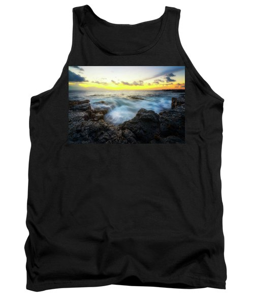 Tank Top featuring the photograph Beautiful Ending by Ryan Manuel