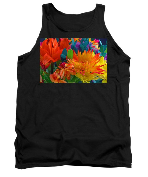 Beautiful To The Eyes  Tank Top by Ray Shrewsberry