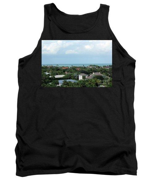 Beautiful Vero Beach Florida Tank Top by Megan Dirsa-DuBois